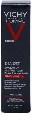 Vichy Homme Idealizer hydratačný krém na tvár a fúzy 3