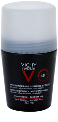 Vichy Homme Déodorant Deodorant roll-on impotriva transpiratiei excesive