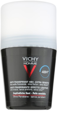 Vichy Homme Déodorant dezodorant roll-on brez dišav