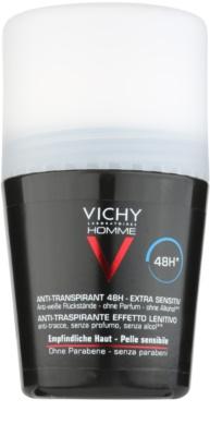 Vichy Homme Déodorant дезодорант рол-он без парфюм