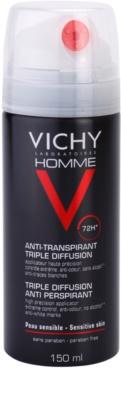 Vichy Homme Déodorant antiperspirant ve spreji 72h