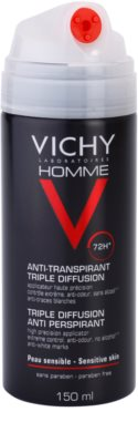 Vichy Homme Déodorant spray anti-perspirant 72 ore 1