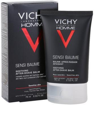 Vichy Homme Sensi-Baume bálsamo after shave para pieles sensibles 1