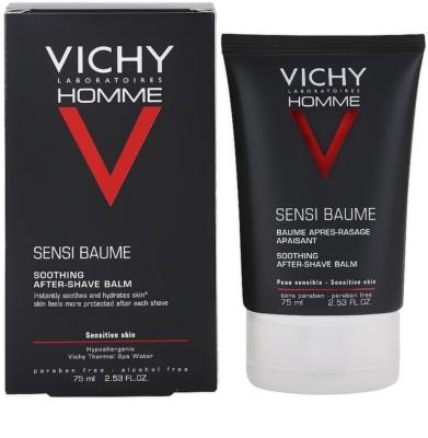 Vichy Homme Sensi-Baume bálsamo after shave para pieles sensibles 2