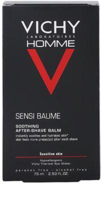 Vichy Homme Sensi-Baume bálsamo after shave para pieles sensibles 3