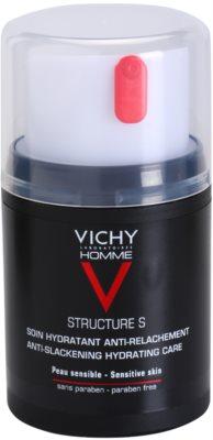 Vichy Homme Structure S hydratačný krém na ochabnutú pleť
