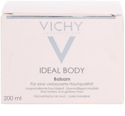 Vichy Ideal Body balsam do ciała 4