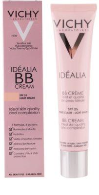 Vichy Idéalia crema BB para unificar el tono de la piel SPF 25 1