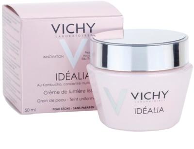 Vichy Idéalia gladilna in posvetlitvena krema za suho kožo 3