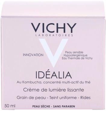 Vichy Idéalia gladilna in posvetlitvena krema za suho kožo 4