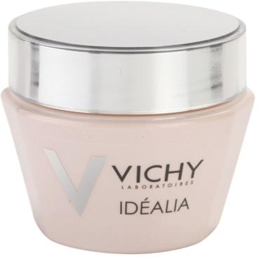 Vichy Idéalia crema cu efect iluminator si de netezire pentru piele normala si mixta