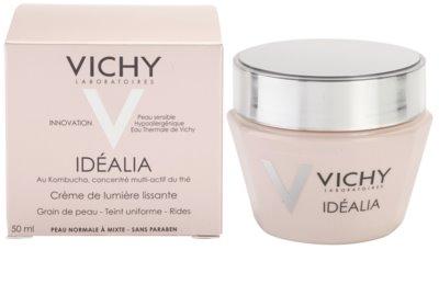 Vichy Idéalia kuracja wygładzająco - rozjaśniająca do cery normalnej i mieszanej 2