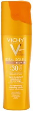 Vichy Idéal Soleil Bronze spray nawilżający optymalizujący opaleniznę SPF 30