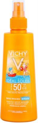 Vichy Idéal Soleil Capital spray protetor para as crianças SPF 50+