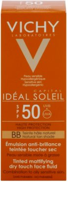 Vichy Idéal Soleil Capital BB cream matificante SPF 50 2