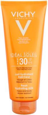 Vichy Idéal Soleil Capital leche protectora de cuerpo y rostro SPF 30
