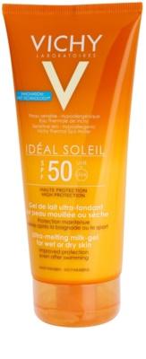 Vichy Idéal Soleil żelowe mleczko do skóry normalnej i wrażliwej SPF 50