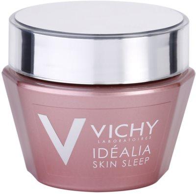 Vichy Idéalia Skin Sleep leichtes, regenerierendes Balsam für die Nacht