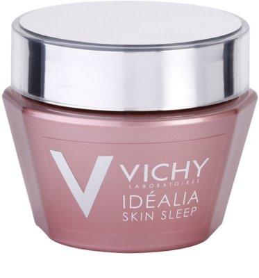 Vichy Idéalia Skin Sleep regeneráló éjszakai könnyű állagú balzsam
