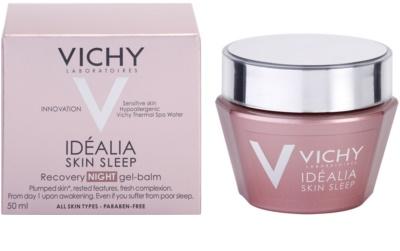 Vichy Idéalia Skin Sleep regeneracijski nočni lahki serum 2