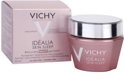 Vichy Idéalia Skin Sleep regeneracijski nočni lahki serum 3
