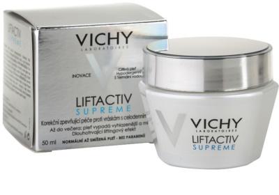 Vichy Liftactiv Supreme creme de dia lifting para pele normal a mista 2