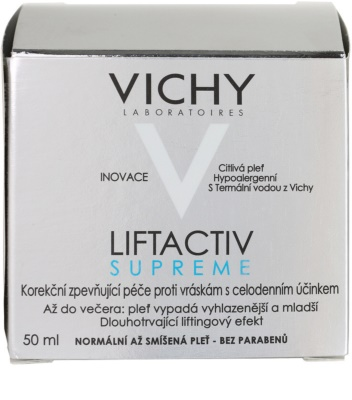 Vichy Liftactiv Supreme Day Lifting Cream For Normal To Mixed Skin 4