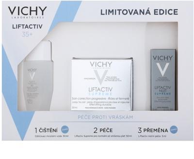 Vichy Liftactiv Supreme Kosmetik-Set  II.