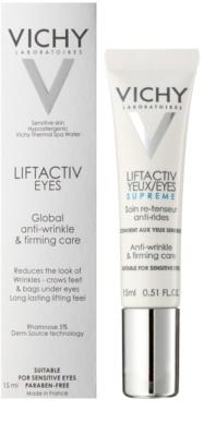 Vichy Liftactiv Augenpflege gegen Falten 1