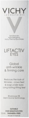 Vichy Liftactiv Augenpflege gegen Falten 2