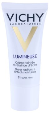 Vichy Lumineuse crema tonica radianta ten uscat 1