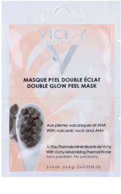Vichy Mineral Masks aufhellende Peeling-Maske für das Gesicht