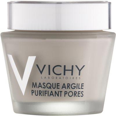 Vichy Mineral Masks почистваща глинена маска за лице