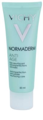 Vichy Normaderm Anti-age crema de día para combatir las primeras arrugas para pieles grasas y problemáticas