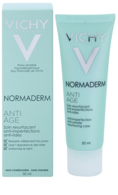 Vichy Normaderm Anti-age Tagescreme gegen erste Falten für fettige und problematische Haut 1