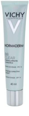 Vichy Normaderm BB Clear BB krém zsíros és problémás bőrre