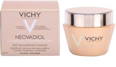 Vichy Neovadiol Compensating Complex átformáló krém azonnali hatással száraz bőrre 2