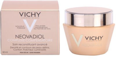 Vichy Neovadiol Compensating Complex remodelační krém s okamžitým účinkem pro suchou pleť 2