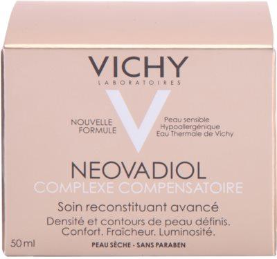 Vichy Neovadiol Compensating Complex átformáló krém azonnali hatással száraz bőrre 3