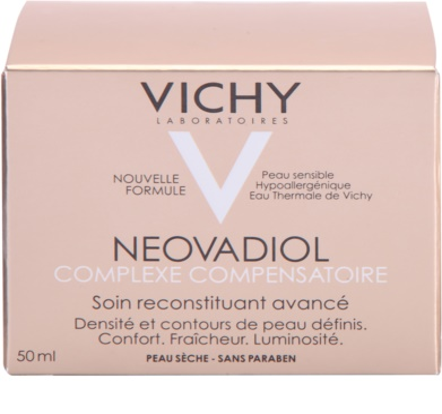 Vichy Neovadiol Compensating Complex remodelační krém s okamžitým účinkem pro suchou pleť 3