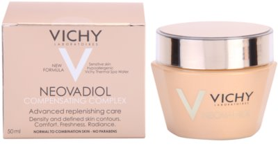 Vichy Neovadiol Compensating Complex Instant Effect Remodelling Gel Cream For Normal To Mixed Skin 2