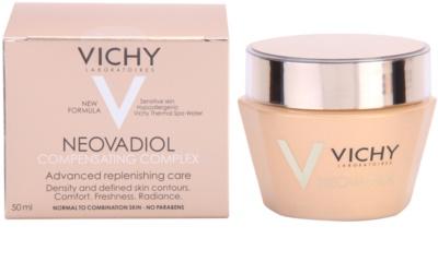 Vichy Neovadiol Compensating Complex remodelační gel krém s okamžitým účinkem pro normální až smíšenou pleť 2