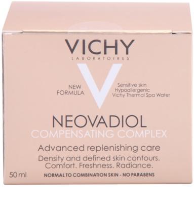 Vichy Neovadiol Compensating Complex remodelační gel krém s okamžitým účinkem pro normální až smíšenou pleť 3