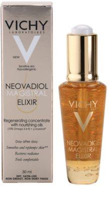 Vichy Neovadiol Magistral Elixir интензивно сухо олио за възстановяване плътността на кожата 2