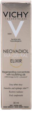Vichy Neovadiol Magistral Elixir интензивно сухо олио за възстановяване плътността на кожата 3