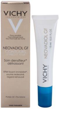 Vichy Neovadiol GF protectie pentru ochi si buze pentru ten matur 1