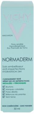 Vichy Normaderm szépítő hidratáló fluid felnőtteknek a bőr tökéletlenségei ellen 24h 2