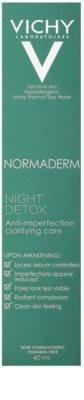 Vichy Normaderm noční detoxikační péče pro pleť s nedokonalostmi 2