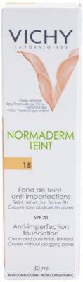 Vichy Normaderm Teint tekoči puder za kožo z nepravilnostmi SPF 20 2