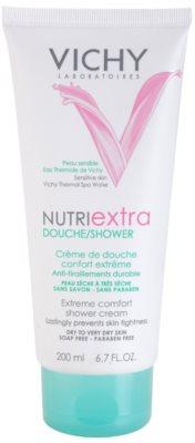 Vichy NutriExtra crema de ducha para pieles secas y muy secas
